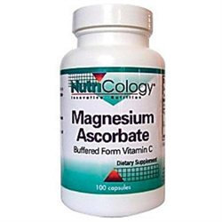 Ester-C Magnesium 100 Caps by Nutricology/ Allergy Research Group