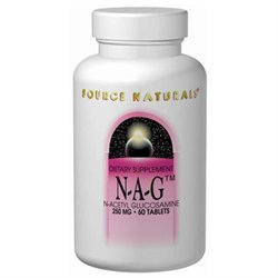 Source Naturals N-Acetyl Glucosa 500 MG - 30 Tablets - Glucosamine & Chondroitin