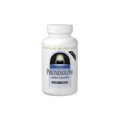 Source Naturals Pregnenolone 10 MG - 60 Tablets - Other Supplements