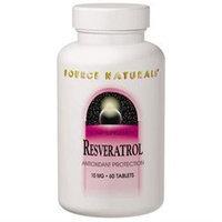 Source Naturals Resveratrol - 40 mg - 30 Tablets