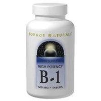 Source Naturals B-1 - 500 mg - 100 Tablets