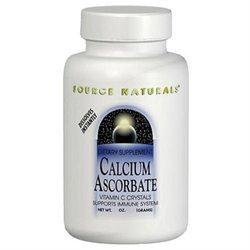 Source Naturals Calcium Ascorbate Crystals