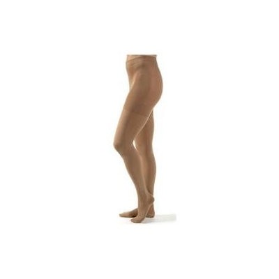 Jobst 114658 Relief 20-30 mmHg Closed Toe Pantyhose - Size- Beige Large