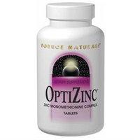 Source Naturals - OptiZinc 30 mg. - 120 Tablets