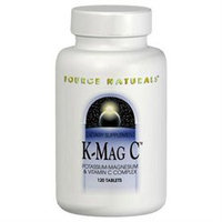 Source Naturals K-Mag C - 120 Tablets