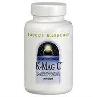 Source Naturals K-Mag C - 120 Tablets