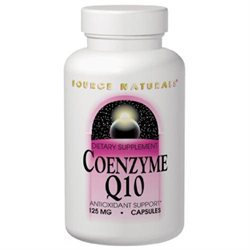 Source Naturals Coenzyme Q10 - 100 mg - 90 VegaGels