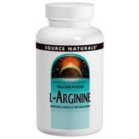 Source Naturals L-Arginine 500MG - 50 Tablets - Arginine