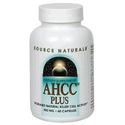Source Naturals AHCC Plus (w/ Selenium & Vitamin E)