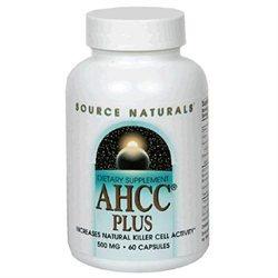 Source Naturals AHCC Plus (w/ Selenium & Vitamin E)