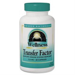 Source Naturals Wellness Transfer Factor - 12.5 mg - 30 Capsules