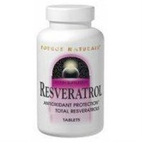 Source Naturals Inc. Resveratrol Classic 40mg by Source Naturals - 120 Tablets