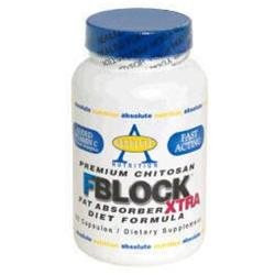 Fblock W/chitosan 90 Cap By Absolute Nutrtion (1 Each)