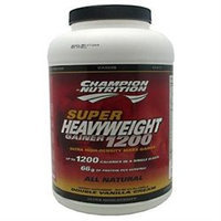 Champion Nutrition Super Heavyweight Gainer 1200 Mass Gainer