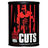 Universal Nutrition Animal Cuts, Packs, 42 ea