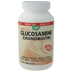 tures Way FlexMax Glucosamine Chondroitin Sulfate 160 caps from Nature's Way