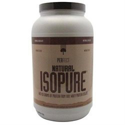 tures Best Nature's Best Natural Isopure - 3 Lbs. - Natural Chocolate