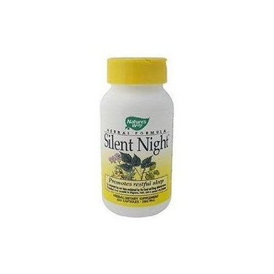 tures Way Nature's Way Silent Night with Valerian 440 mg Caps