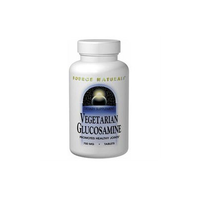 Source Naturals Vegetarian Glucosamine - 750 mg - 120 Tablets