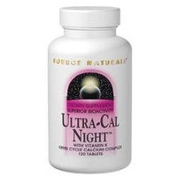 Source Naturals Ultra Cal Night with Vitamin K