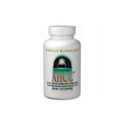 Source Naturals AHCC (Vegetarian)