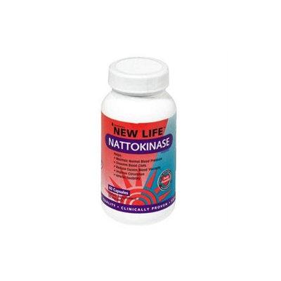 Symbiotics New Life Nattokinase 60 caps