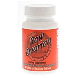 Ultra Enterprises - Raw Ovarian 200 mg. - 60 Tablets