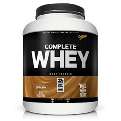 CytoSport Complete Whey Protein Cocoa Bean - 5 lbs