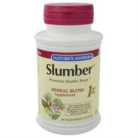 Frontier Slumber by Nature's Answer - 50 Vegetarian Capsules