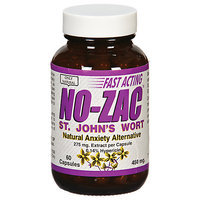 Only Natural St. John'S Wart No Zac 450 MG - 60 Capsules - Other Herbs