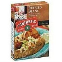 FANTASTIC FOODS Refried Pinto Beans 3-3.3 LB
