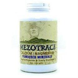 Mezotrace Calcium/Magnesium Minerals & Trace Elements Powder 16 oz