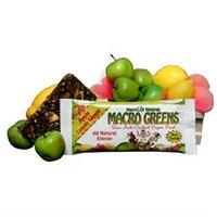 MacroLife Naturals Macro Greens Raw Anti-Oxidant Super Food Bars - Apple Lemon Ginger