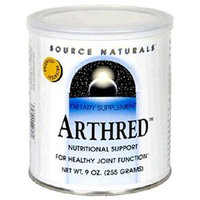 Source Naturals - Arthred Powder - 9 oz.