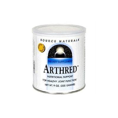 Source Naturals - Arthred Powder - 9 oz.
