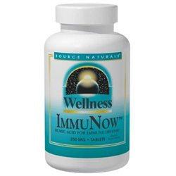 Wellness ImmuNow 250 mg, 60 Tablets, Source Naturals