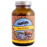 Bee Pollen 150 Cap by Montana Big Sky (1 Each)