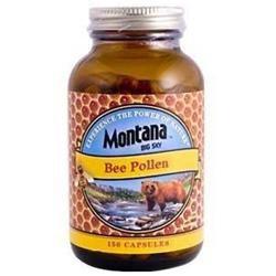 Bee Pollen 150 Cap by Montana Big Sky (1 Each)
