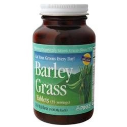 Pines Wheat Grass Barley Grass 250 Tabs