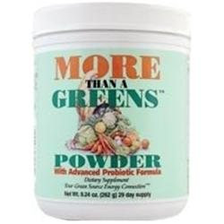 American Health Products More Than Greens .01 MG - 9.24 Ounces Powder - Prenatal Supplements
