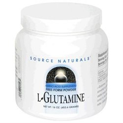 Source Naturals L-Glutamine Powder