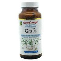 tures Herbs Nature's Herbs Odorless Garlic, Capsules, 100 ea