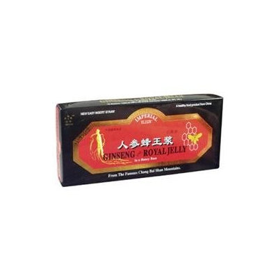 Imperial Elixir Ginseng and Royal Jelly - 10 mg - 10 Vials