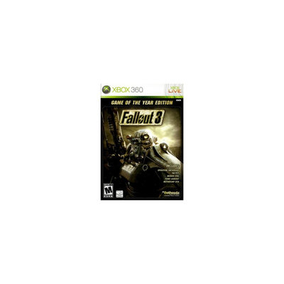 Bethesda Software Fallout 3: Game of the Year Edition