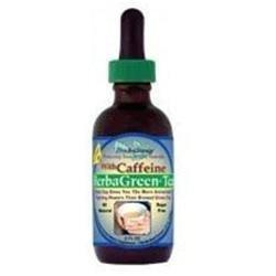 Herbasway Laboratories HerbaGreen Tea With Caffeine - 2 fl oz