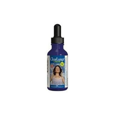 RidgeCrest Herbals ClearLungs Liquid Orange - 2 fl oz