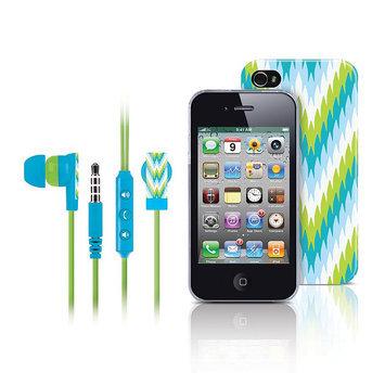 Merkury Innovations Riviera Amalfi iPod Touch Combo - Multicolored
