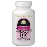 Source Naturals Coenzyme Q10 - 75 mg - 120 Capsules