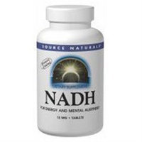 Source Naturals NADH Sublingual Peppermint - 10 mg - 10 Tablets