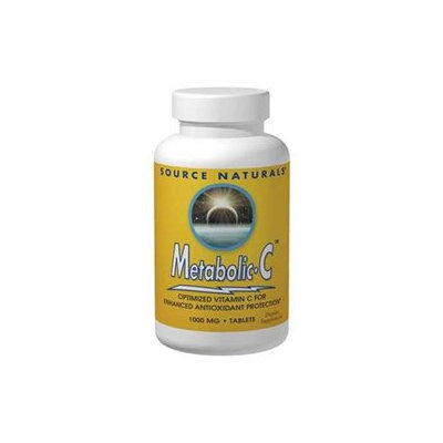 Source Naturals Metabolic-C 500 MG - 90 Tablets - Vitamin C Complex